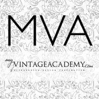 My Vintage Academy logo