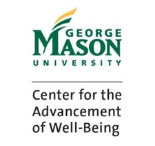 MasonLeads & the Center for the Advancement of Well-Being logo