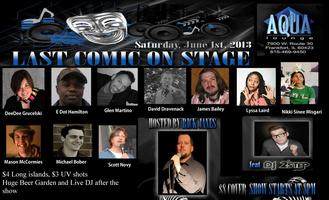 The Last Comic on Stage Contest