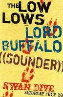 The Low Lows + ((Sounder)) + Lord Buffalo