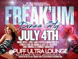SALUTE TO THE CITY THE FREAK'UM DRESS PARTY