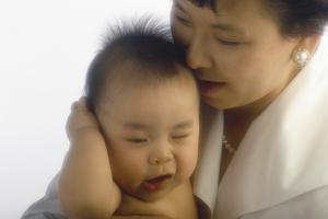Becoming Grandparents:  (Destination Maternity)