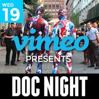 L.E.S* FILM FESTIVAL | VIMEO PRESENTS - DOC NIGHT