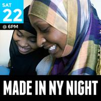 L.E.S* FILM FESTIVAL | MADE IN NY NIGHT (6PM) - ADAMA