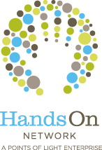 HandsOn Network logo