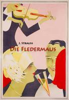 J. Strauss Die Fledermaus