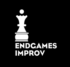 Endgames Improv logo