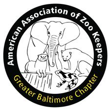Greater Baltimore AAZK Chapter logo