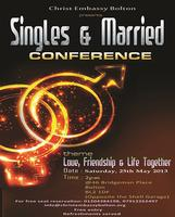 Singles & Married Conference