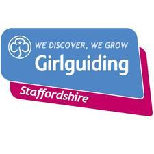 Girlguiding Staffordshire logo