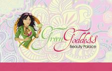 Green Goddess Beauty Palace logo