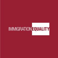 Immigration Equality  logo