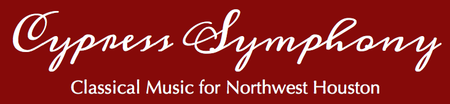 """Encore!"" The Inaugural Cypress Symphony Founders Dinner"