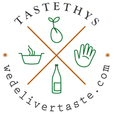We Deliver Taste logo