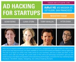 Ad Hacking for Startups