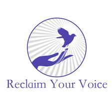 Reclaim Your Voice logo