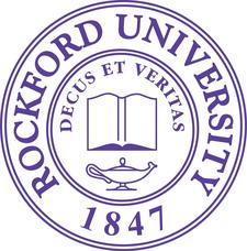 Rockford University Alumni Office logo
