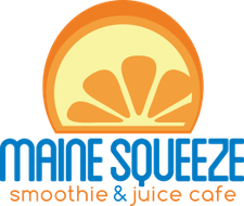 Maine Squeeze Juice & Smoothie Cafe logo