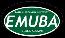 Eastern Michigan University Black Alumni logo
