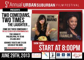 5th Annual USFF Comedy Show & Film Screening...