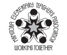 Manitoba Elementary Teachers' Association logo