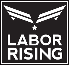 Labor Rising logo