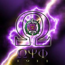 Psi Kappa Kappa an Unincorporated Chapter of Omega Psi Phi Inc.  logo