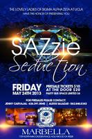 SAZzie Seduction Club Party