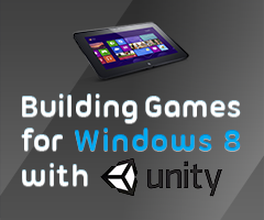 Unity for Windows 8