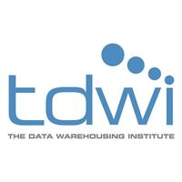 TDWI DC Chapter Meeting June 21 - Big Data Analytics!