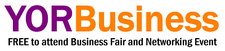 YORBusiness Business Fair and Networking Events logo