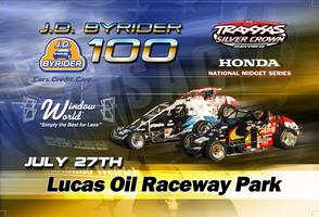 "USAC ""Rich Vogler Classic"" Ticket"