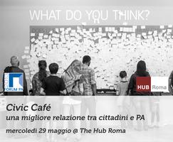 Civic Café - una migliore relazione tra cittadini...