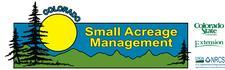 CSU Extension Small Acreage Management logo