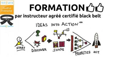 Formation-action: ateliers d'innovation collaborative...
