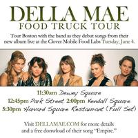 Food Truck Music Tour with Della Mae