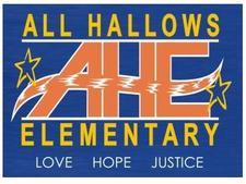 All Hallows Elementary School logo