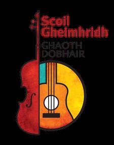 Scoil Gheimhridh Ghaoth Dobhair 2018 logo