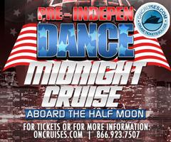 Pre-IndepenDANCE Midnight Party Cruise