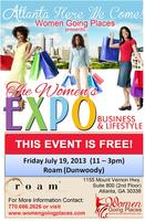 Women Going Places Summer Expo (Lifestyle & Business)...