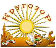 "Russian Program ""Krugozor"" logo"