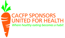 CACFP Sponsors United for Health logo