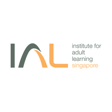 Institute for Adult Learning Singapore (IAL) logo