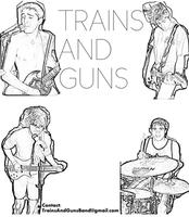 Trains and Guns