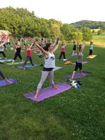 Summer Solstice Yoga at Tarrywile