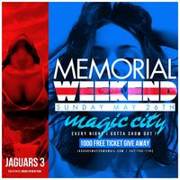 Magic City: Memorial Sunday in NYC