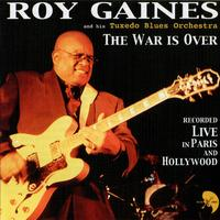 Roy Gaines and his Tuxedo Blues Orchestra CD Release Celebration