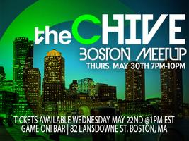 theCHIVE's Official Boston Meetup 2013