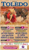 "Feria Taurina de Toledo 2013 ""Corpus Christi"""