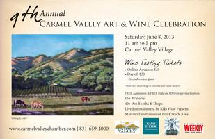 9th Annual Art & Wine Celebration